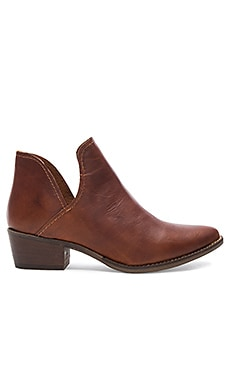 Austin Bootie in Cognac Leather