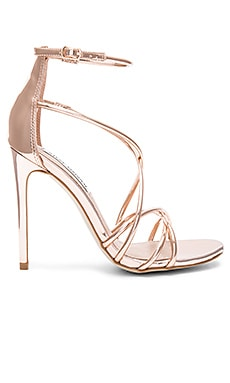 Satire Heel in Rose Gold