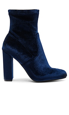 Edit Bootie in Navy