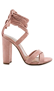 Christey Heel in Light Pink