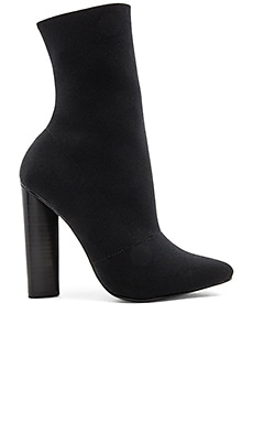 Capitol Bootie in Black
