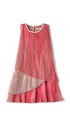 Sasha Girls Layered Dress