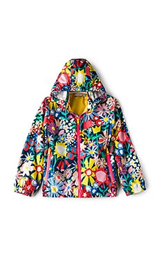 Kids Scout Girls Windbreaker