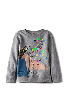 Kids Betty Girls Sweatshirt