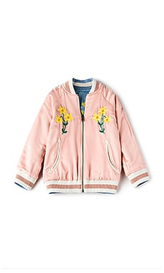 Kids Willow Reversible Bomber