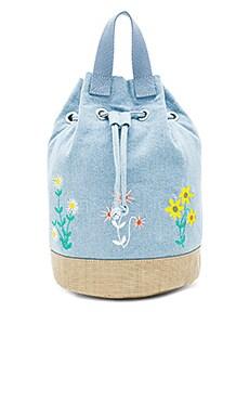Kids Gardenia Bucket Backpack
