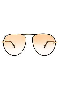 LUNETTES DE SOLEIL BROW BAR AVIATOR Stella McCartney $355
