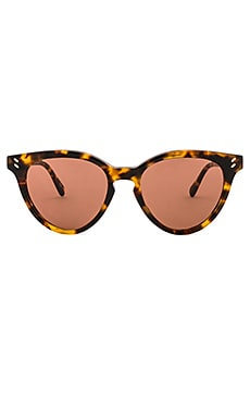 LUNETTES DE SOLEIL ROUND CAT EYE ACETATE Stella McCartney $260