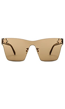 LUNETTES DE SOLEIL STAR SQUARE SHIELD Stella McCartney $290