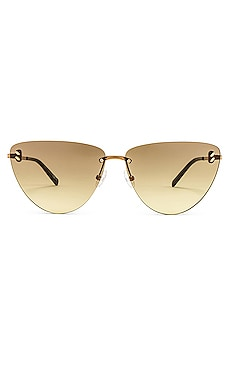 СОЛНЦЕЗАЩИТНЫЕ ОЧКИ ESSENTIALS RIMLESS CAT EYE Stella McCartney $215