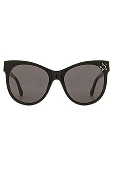 LUNETTES DE SOLEIL FALABELLA STAR CAT EYE Stella McCartney $365