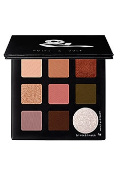 PALETTE D'OMBRES À PAUPIÈRES SOMBRA SHIFT MATTE & METALLIC Smith & Cult $28