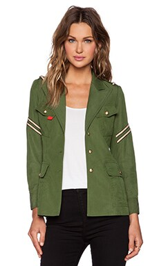 Smythe Military Jacket in M.A.S.H