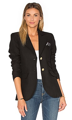 Smythe Dandy Blazer in Black