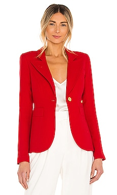 Duchess Blazer in Red