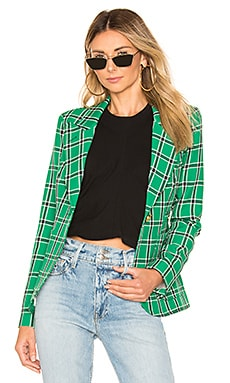 Patch Pocket Duchess Blazer Smythe $487