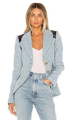 Rifle Patch Equestrian Blazer Smythe $795
