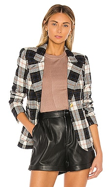 Patch Pocket Duchess Blazer Smythe $477