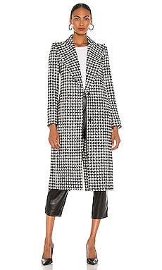 Peaked Lapel Coat Smythe $995