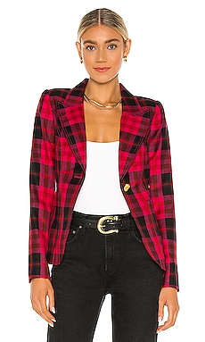 Patch Pocket Duchess Blazer Smythe $557