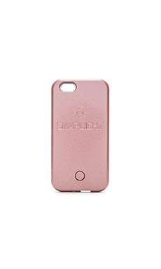 Snaplight Case Snaplight iPhone 6/6s Case + Power Bank in Rose Gold