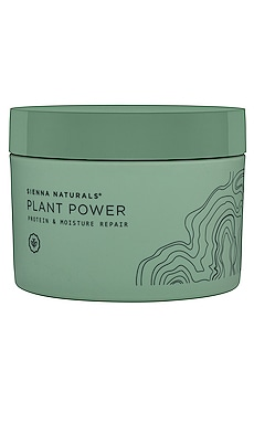 Plant Power Vegan Hair Mask Sienna Naturals $22