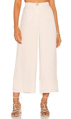 The Mathea Pants Sancia $149 Sustainable