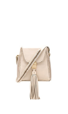 Sancia Milla Jet Set Mini Bag in Sand