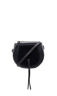 Sancia Babylon Bar Zip Bag in Black