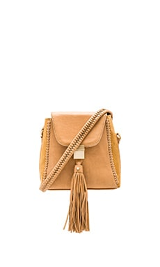 Sancia Milla Jet Set Mini Bag in Desert