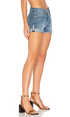 Distressed Short