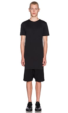 SKINGRAFT S/S Tunic in Black