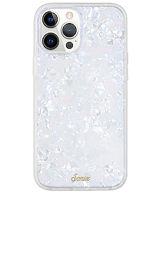 Antimicrobial Clear Coat iPhone 12/12 Pro Case Sonix $35 NEW