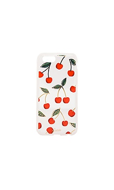 Sonix Cherries iPhone 6/6s Case in Clear