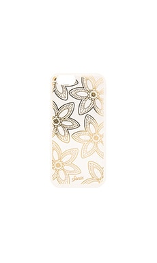 Festival Floral iPhone 6/6s Case in Clear