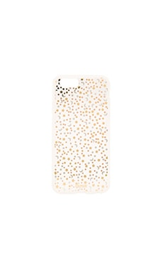 Sonix Confetti iPhone 6/6s Case in Clear