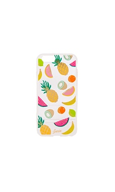 Sonix Tropicana iPhone 6/6s Case in Clear