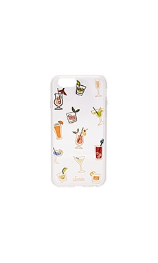 Happy Hour iPhone 6/6s Case en Clear