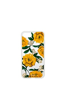 Poppy iPhone 7 Case in Clear