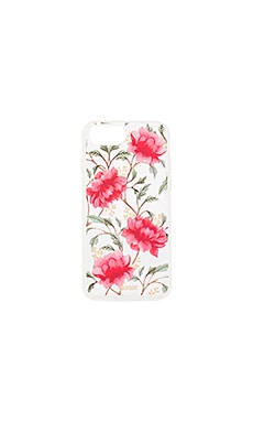 Madarin Bloom iPhone 7 Case em Clear