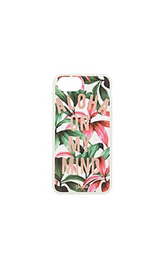 Aloha iPhone 7 Case em Clear