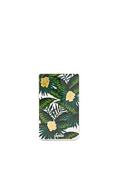 Coco Banana Portable Battery in Green