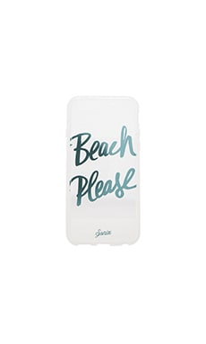 Clear Beach Please iPhone 6 Case