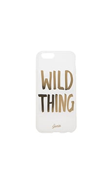 Clear Wild Thing iPhone 6 Case