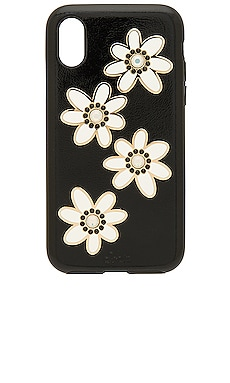 COQUE POUR IPHONE X SWAROVSKI OPAL DAISY Sonix $39