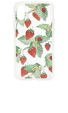 Fraise iPhone X/XS Case Sonix $14 (FINAL SALE)