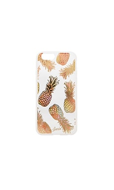 Clear Liana Peach iPhone 6 Case in Clear
