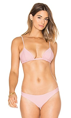 Holly Bikini Top in Pink