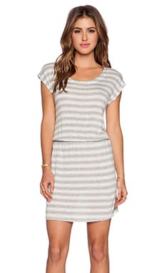 Soft Joie Cercei B Dress in Medium Heather Grey & Ash Heather Grey