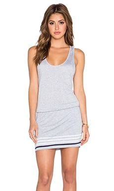 Soft Joie Bond B Dress in Heather Grey & Porcelain